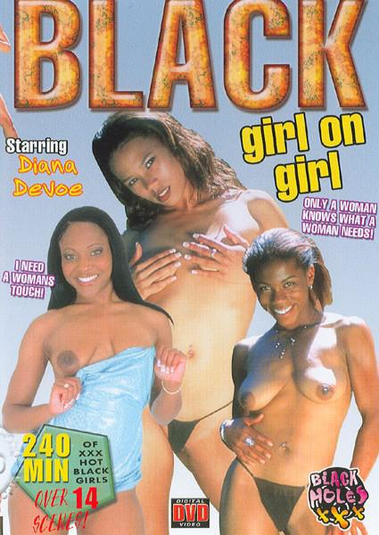 Black Girl On Girl Box Cover