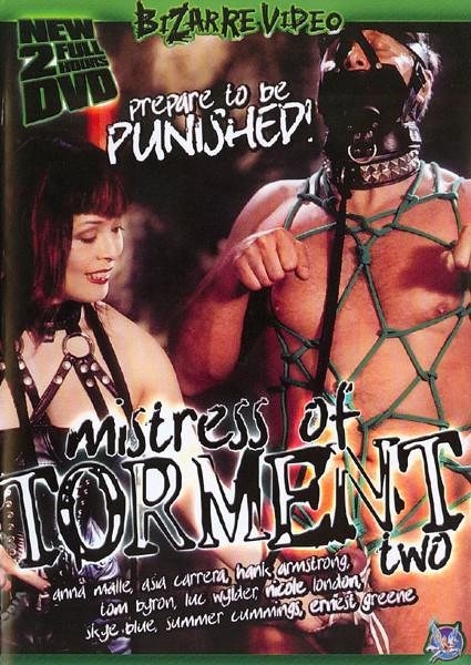 Mistress Of Torment Two Box Cover
