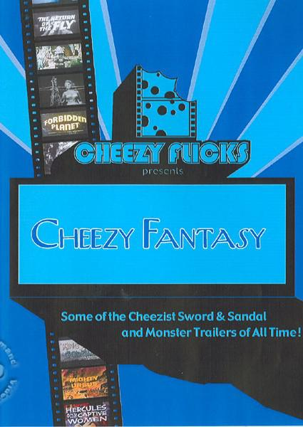 Cheezy Fantasy Box Cover