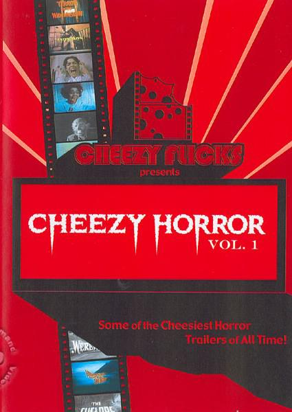 Cheezy Horror Vol. 1 Box Cover