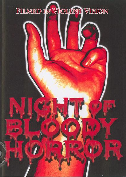 Night Of Bloody Horror Box Cover