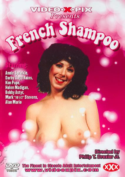 French Shampoo Box Cover