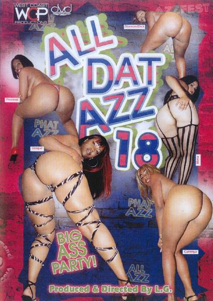 All Dat Azz 18 Box Cover