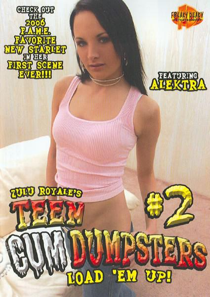 Teen Cum Dumpsters #2 Box Cover