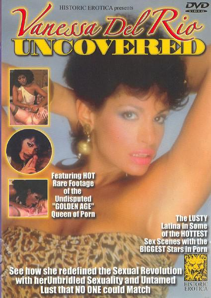 Vanessa Del Rio - Uncovered Box Cover