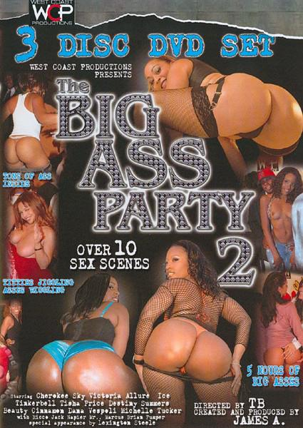 The Big Ass Party 2 Box Cover