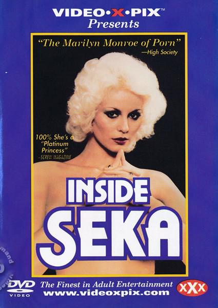 Inside Seka Box Cover