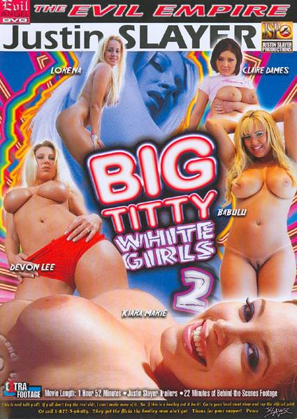 Big Titty White Girls 2 Box Cover