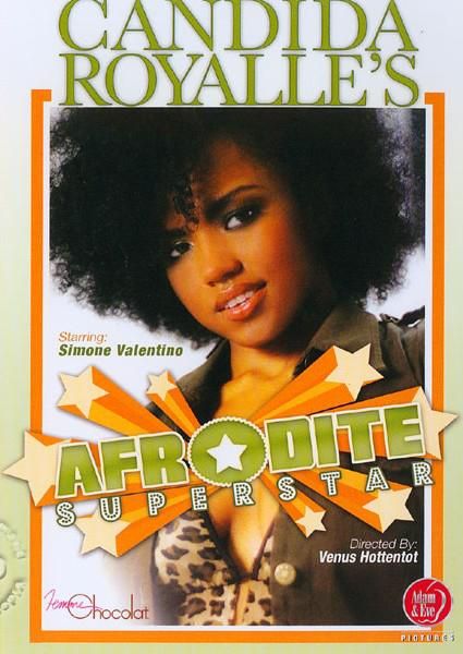 Candida Royalle's Afrodite Superstar Box Cover