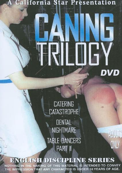 English Discipline Series - Caning Trilogy Box Cover