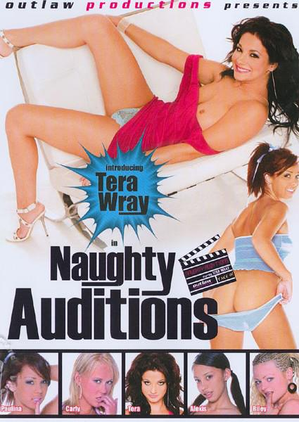 Naughty Auditions Box Cover