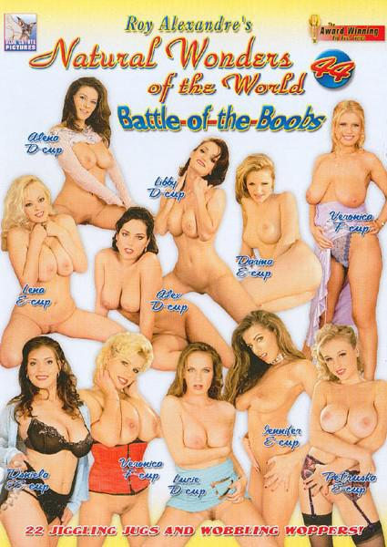 Natural Wonders Of The World 44 - Battle of the Boobs Box Cover