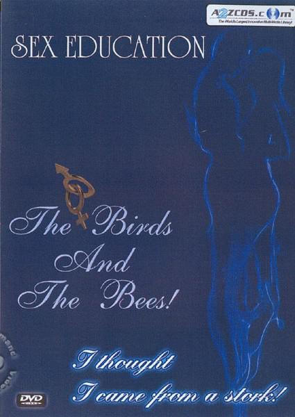 Sex Education The Birds And The Bees DVD 2 Box Cover