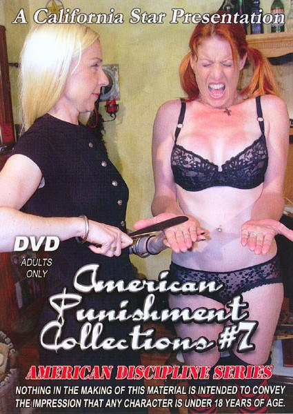 American Punishment Collections #7 Box Cover