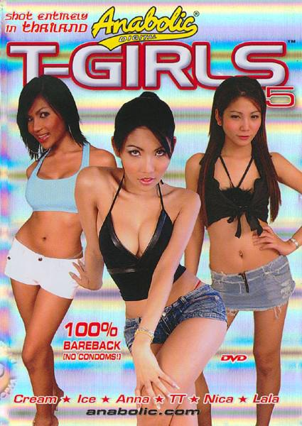 T-Girls 5 Box Cover