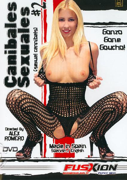 Canibales Sexuales #2 (Sexual Cannibals) Box Cover