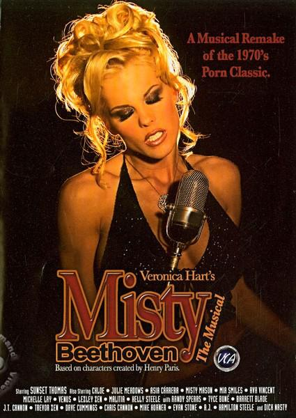 Misty Beethoven The Musical (Disc 1) Box Cover