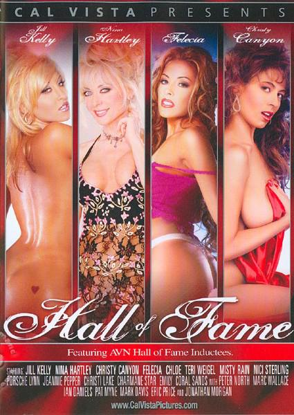 Hall Of Fame Box Cover