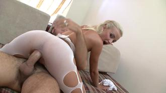 Sexy Blonde Gets Her Pussy Smashed From Behind Hard Clip 1 00:14:00