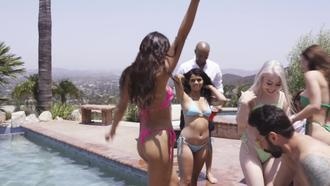 Pool Party Orgy 3 Clip 1 00:03:00